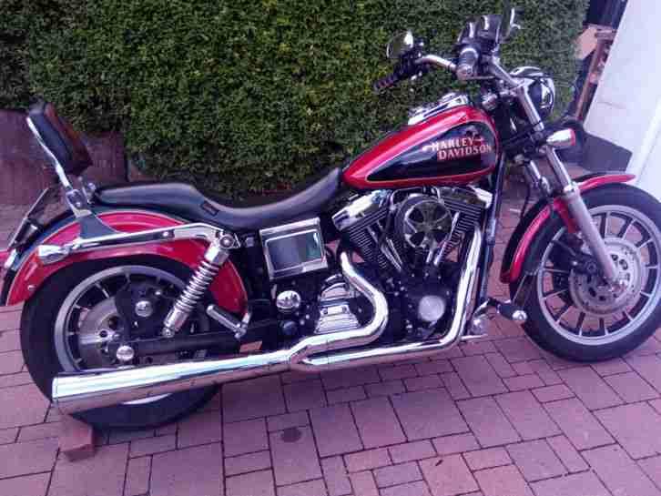 Harley Davidson Dyna FXDL Convertible TOP EVO 1998