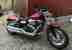 Harley Davidson Dyna Fat Bob 2013