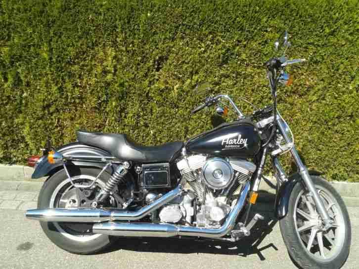 Harley Davidson Dyna Glide FXD, Chopper