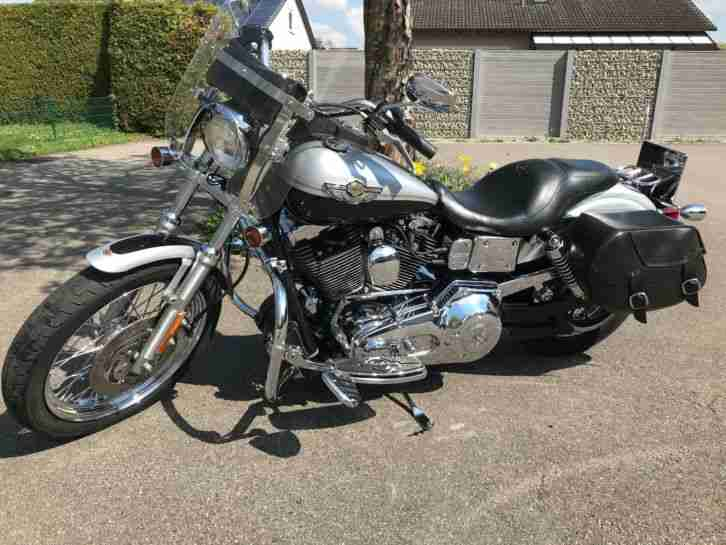Harley Davidson Dyna Low Rider 100th Anniversary Edition