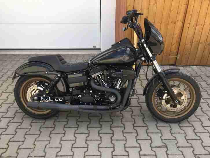 Harley Davidson Dyna Low Rider S 110 Screaming Eagle Club Style