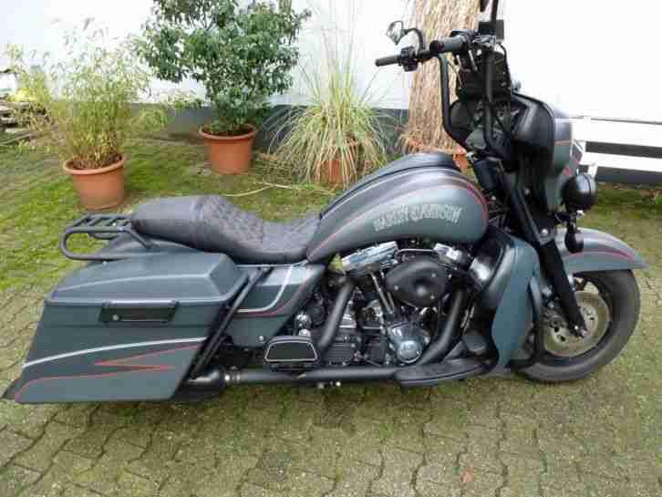 Harley Davidson E Glide Customumbau