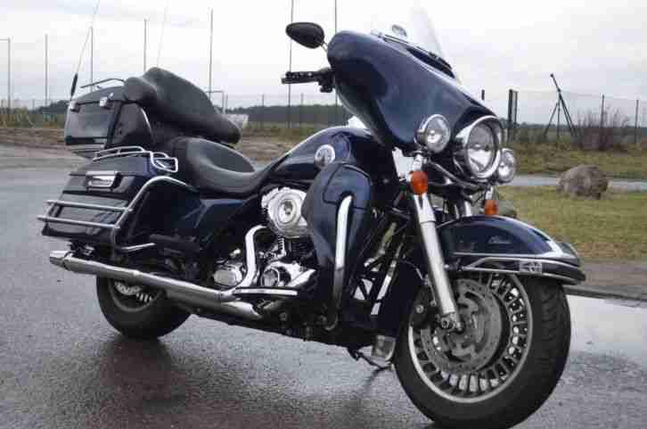 Harley Davidson Electra Glide Ultra Limited 103