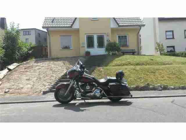 Harley Davidson Electra Street Glide