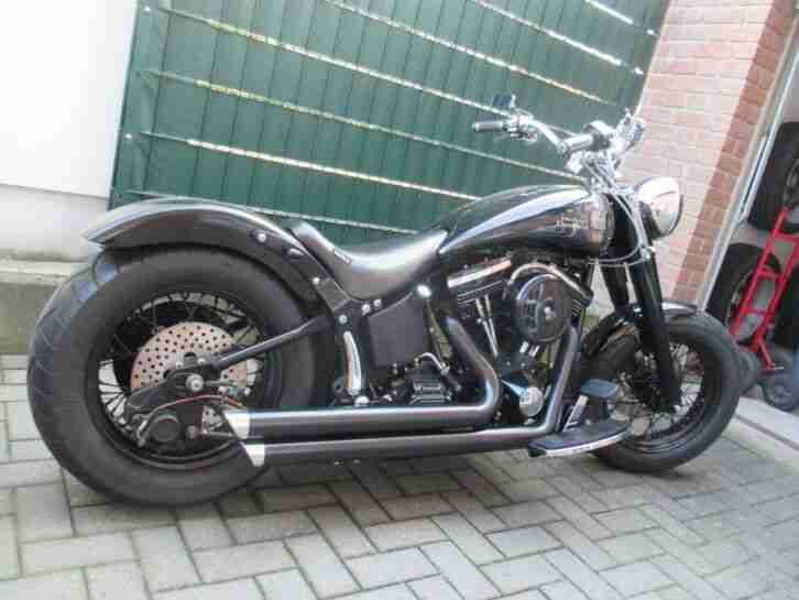 Harley Davidson Evo Softail Umbau Festpreis