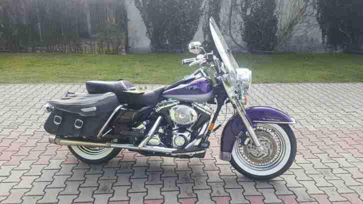 Harley Davidson FLHR FLHRI Road King 2001