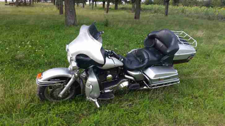 Harley Davidson FLHTCUI 100 Jahre Modell Touring E Glide Anniversity service neu