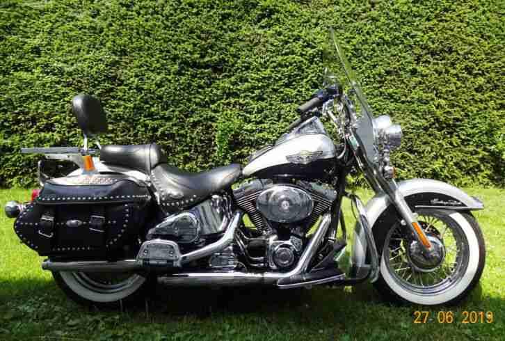 Harley Davidson FLSTCI Softail Heritage 100th Anniversary