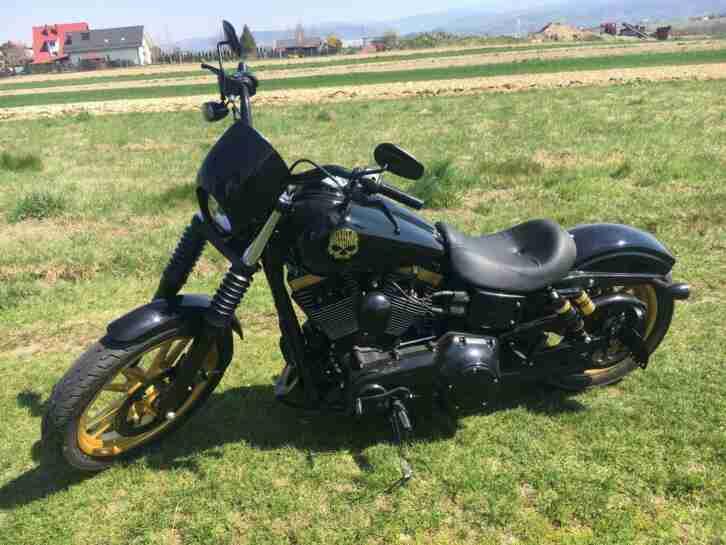 Harley Davidson FXD Super Glide Custom