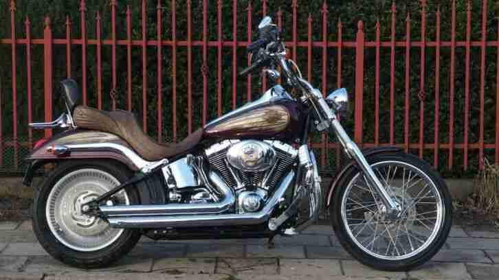 Harley Davidson FXSTD Softail Deuce Limited Edition 2005 Custom paint 47 von 200