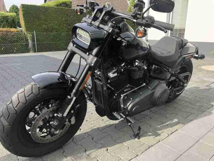 Harley Davidson Fat Bob FXFBS 114 9500 Km Garantie Bis 2021