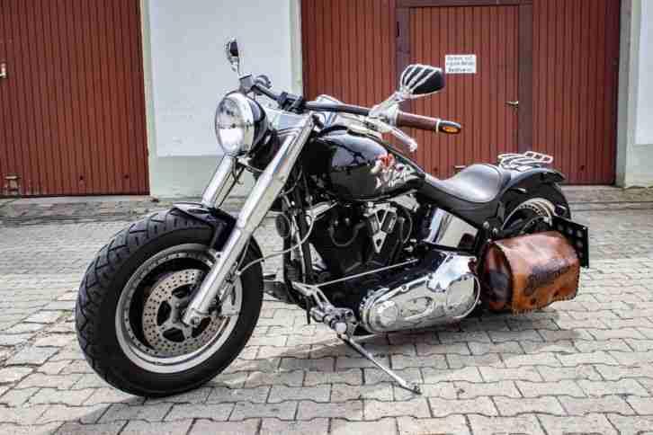 Harley Davidson Fat Boy EVO