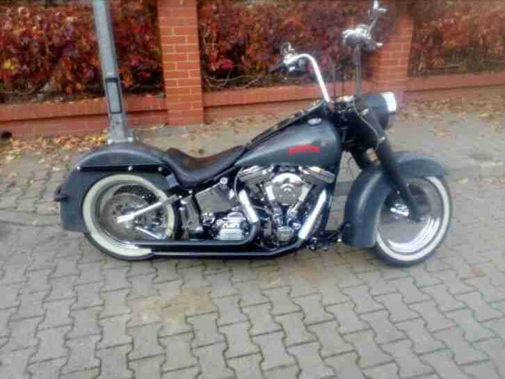 Harley Davidson Fat Boy EVO