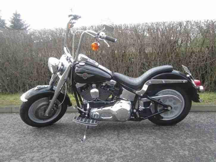 Harley Davidson Fat Boy Fatboy Bj. 2000