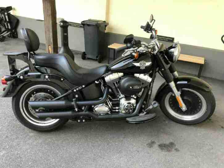 Harley Davidson Fat Boy Lo Special