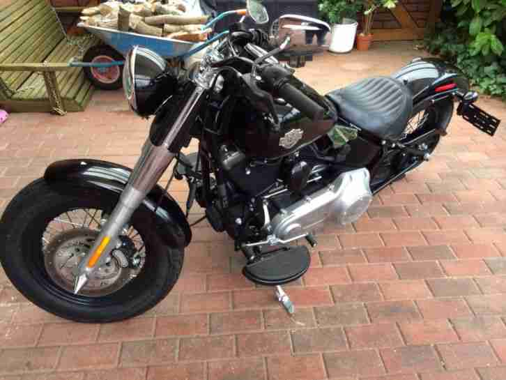 Harley Davidson Fat Boy Slim
