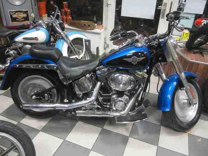 Harley Davidson Fatboy 2004