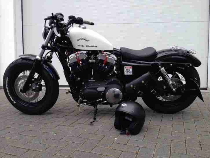 Harley Davidson Forty Eight 48 XL1200X