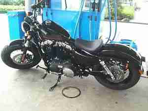 "Harley Davidson ""Forty Eight"", EZ 06/2014, wie neu !"
