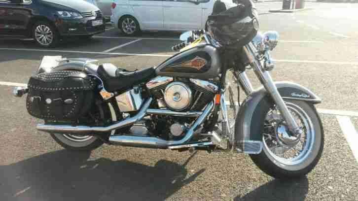 Harley Davidson Heritage EVO