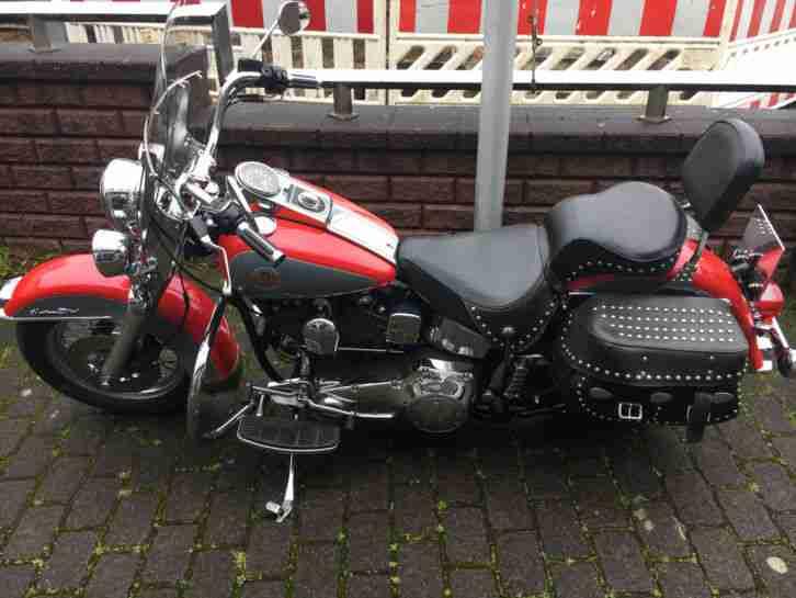 Harley Davidson Heritage Softail (1998) Top Zustand