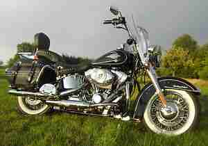 Harley Davidson Heritage Softail Classic,