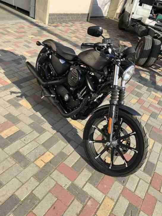 Harley Davidson Iron 883 2017 BJ