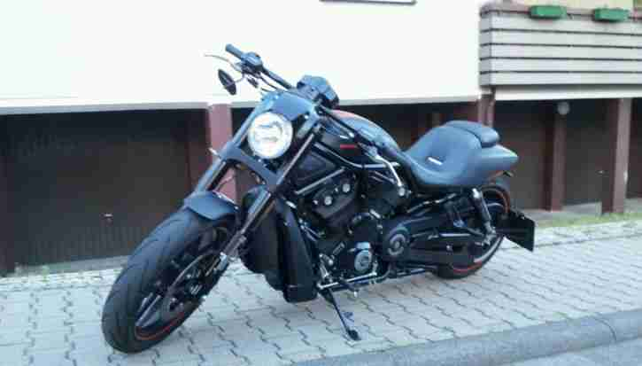 Harley Davidson Night Rod Special 10th ABS,