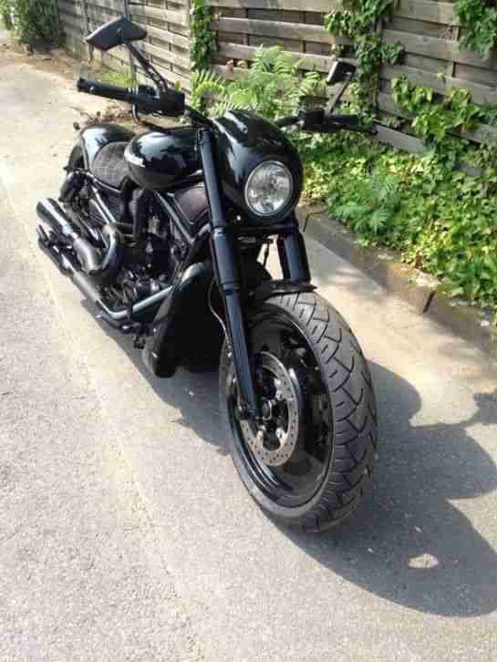 Harley Davidson Night Rod V Special MS Bull