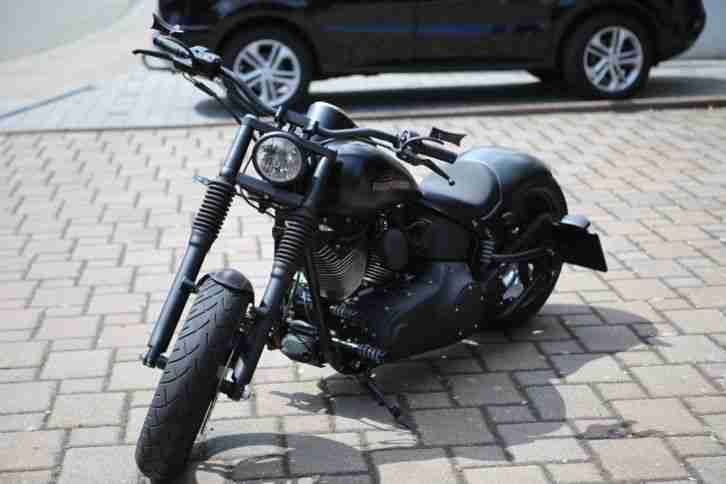 Harley-Davidson Night Train - Komplett von Ricks mit - 300´er