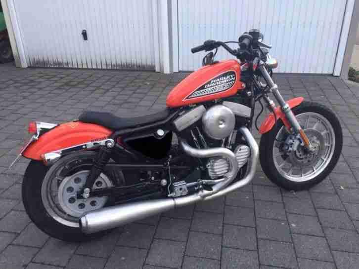 Harley Davidson Pan'ster