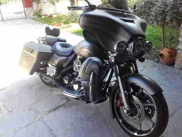 harley davidson road glide cvo 110ci street topseller. Black Bedroom Furniture Sets. Home Design Ideas