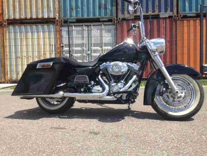 Harley Davidson Bagger Gebraucht