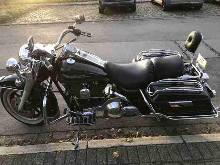 Harley Davidson Road King Bj. 97 erst 28 tsd. gelaufen