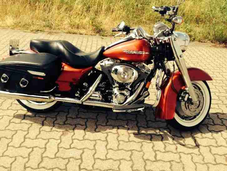 Harley Davidson Road King Custom FLHRS