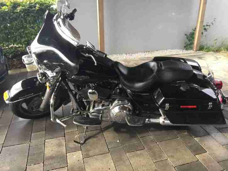 Harley Davidson Road King Police US BJ 2009 mit ABS