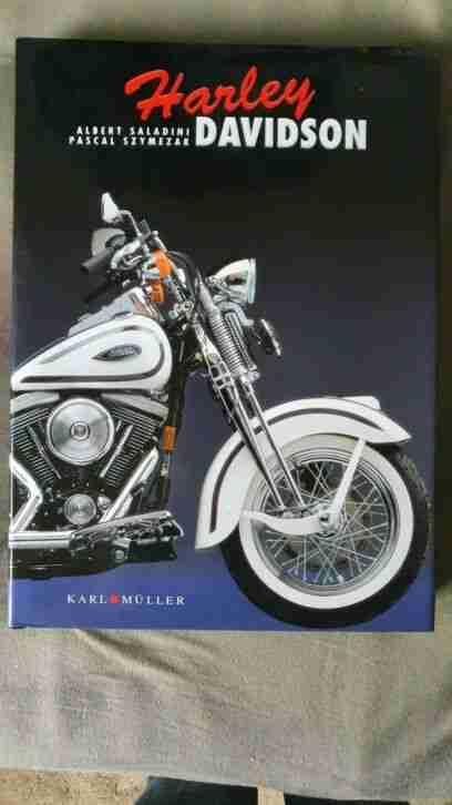 Harley Davidson (Sachbuch)