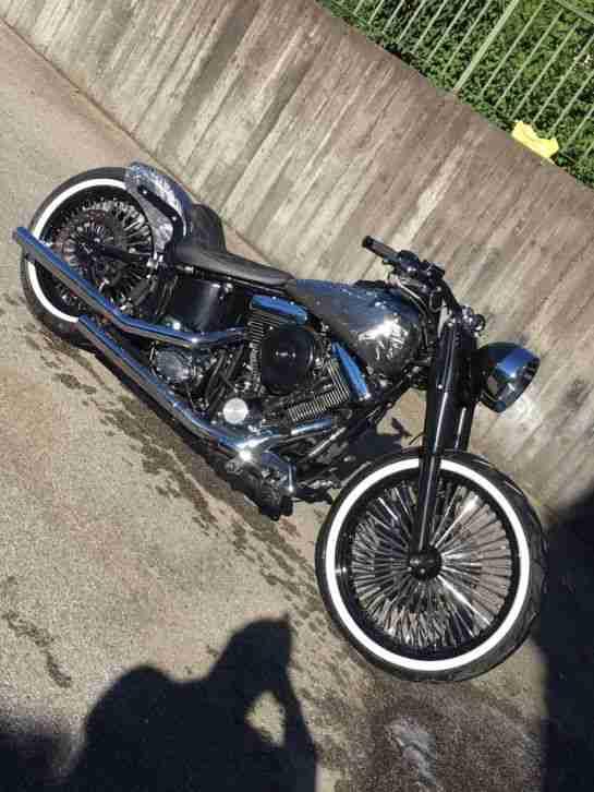 harley davidson softail custom bike 21 big topseller. Black Bedroom Furniture Sets. Home Design Ideas