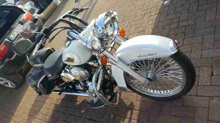 Harley Davidson Softail FLST Big Spoke EU