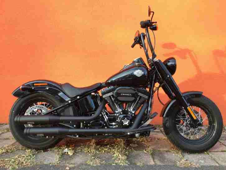 Harley Davidson Softail Slim S Mr.Jekill & Dr.Hyde