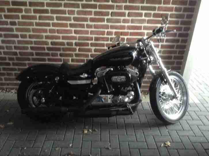 Harley Davidson Sportster 1200 Top