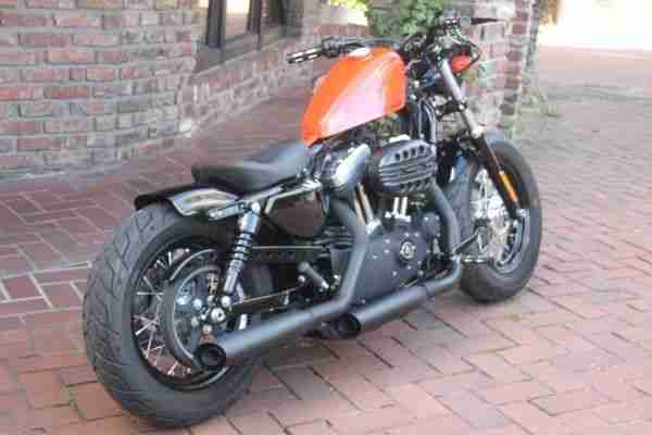harley davidson sportster 48 forty eight xl topseller. Black Bedroom Furniture Sets. Home Design Ideas