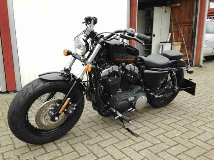 Harley-Davidson Sportster Forty Eight + Modell 2012 + TOP