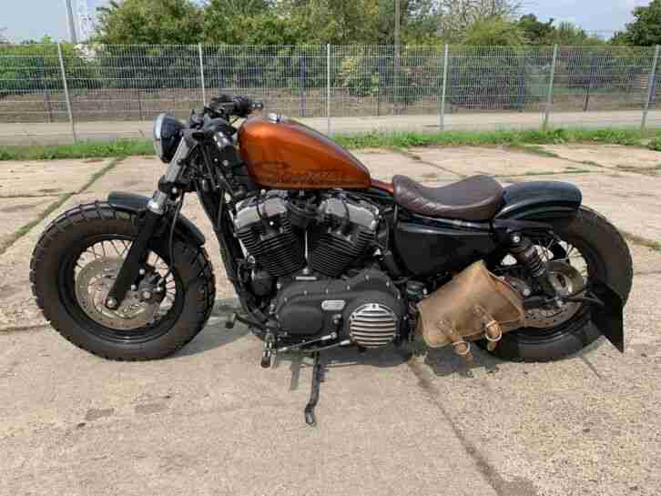 Harley Davidson Sportster Forty Eight XL 1200