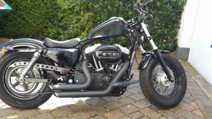 harley davidson sportster forty eight topseller harley. Black Bedroom Furniture Sets. Home Design Ideas