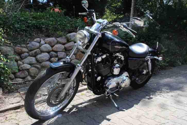 Harley Davidson Sportster XL 1200 C gepflegter, top Zustand