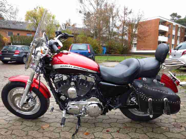 Harley Davidson, Sportster, XL1200C Super Low