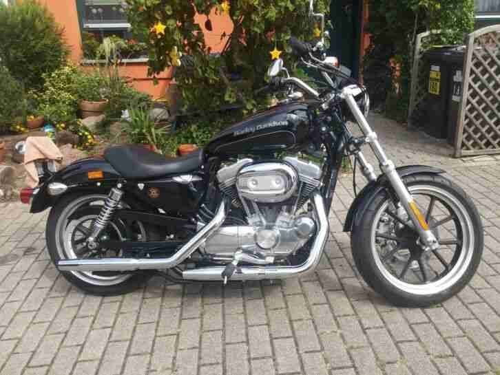 Harley Davidson Sportster XL2 883 Super Low