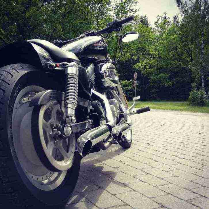 Harley Davidson Sportster XL2 Custom Bobber