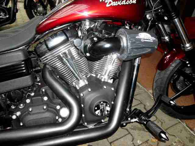 harley davidson street bob custombike topseller harley. Black Bedroom Furniture Sets. Home Design Ideas